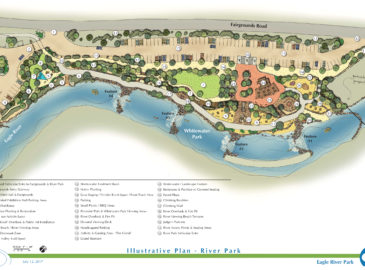 The NEW Eagle River Park